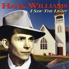 I Saw The Light - Hank Sr. Williams (2001, CD NEUF) Remastered