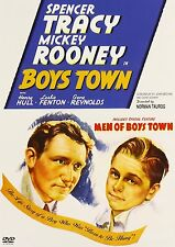 BOYS TOWN (1938 Spencer Tracy, Mickey Rooney) - DVD - UK Compatible