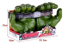 The Incredible HULK Mains Marvel 8.5' Hasbro Avengers Vert Gants #NC01