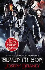 Seventh Son: The Spook's Apprentice Film Tie-in (The Wardstone Chronicles), Dela