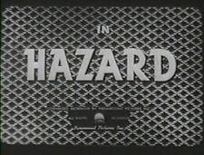 HAZARD 1948 (DVD) PAULETTE GODDARD, MACDONALD CAREY