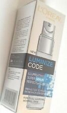 L'L'oréal Paris Luminize Code Jeunesse Illuminant Serum 30ml