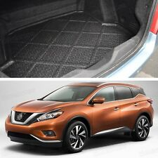 Waterproof Car Boot Cargo Trunk Mat Liner Tray Fit for Nissan Murano 2015-2016