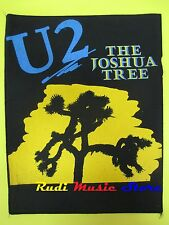 TOPPA patch U2 The joshua tree 37x32 cm no cd dvd lp mc vhs live promo
