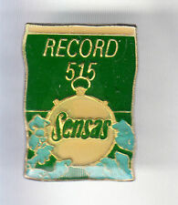 RARE PINS PIN'S .. SPORT PECHE FISHING POISSON SENSAS CANE APPATS RECORD 515 ~CQ