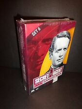 SECRET AGENT AKA DANGER MAN-SET 6-PATRICK McGOOHAN is a spy like no other