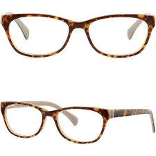 Women's Men's Frames Spring Hinges Prescription Glasses Transition Tortoiseshell