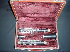 Boosey & Hawkes Edgware Clarinet – Repadded, Ready to Play