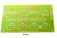 UNIVERSAL BASS TREBLE TONE CONTROL CIRCUIT BOARD (PCB Only)