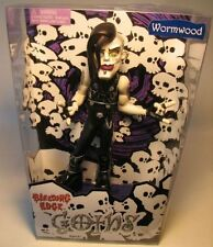 Bleeding Edge Goths Series 1  Wormwood  Gothic   Neu OVP rar selten