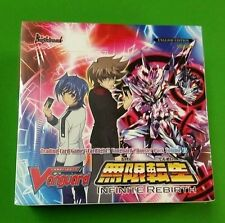 CARDFIGHT!! VANGUARD INFINITE REBIRTH BOOSTER BOX SEALED VGE-BT15