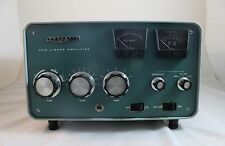 HeathKit SB-220 2KW Linear Amplifier Amp Working For Ham Radio