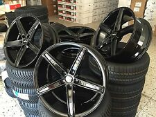 4 neue Alu Oxigin18 Concave 9x20, 5/120, ET42, black VW Bus T5 7HM