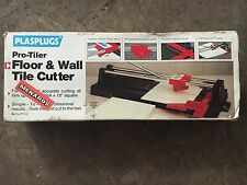 Plasplugs Pro-Tiler Floor and Wall Tile Cutter