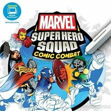 Nintendo Wii Game uDRAW MARVEL SUPER HERO SQUAD: COMIC COMBAT