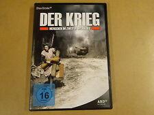 DVD / DER KRIEG - MENSCHEN IM ZWEITEN WELTKRIEG