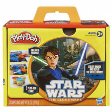 Play-Doh Star Wars The Clone Wars Play Set - BRAND NEW