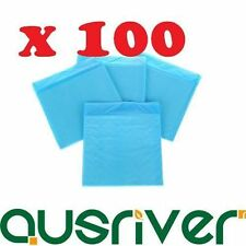 100pcs 45x60cm Super Absorbent Puppy Pet Dog Cat Wee Toilet LooTraining Pads