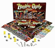 Zombie-Opoly - Brand New Family Monopoly Board Game Zombieopoly