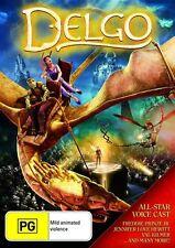 Delgo DVD