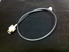 "CLASSIC AUSTIN ROVER MINI 1275GT SPEEDO CABLE 2 & 3 CLOCK FITTING 33"" (NEW) 2J7"