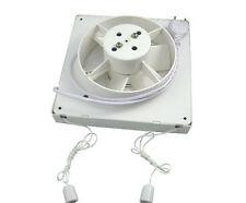 "Designer Extractor Fan for BATHROOM,SHOWER,WET ROOM,KITCHEN 150mm 6"" Extract Fan"