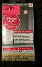 iphone 4 case  For i phone 4 and 4s. Brand new! Solar powered!