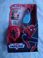 """MARVEL ULTIMATE SPIDERMAN ACTION FIGURE """"GRIP IT RIP IT"""" BRAND NEW UNOPENED"""