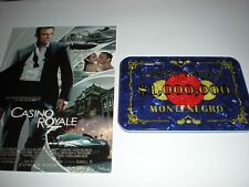 James Bond 007 Casino Royale Prop $1000000 Poker plaque - Skyfall, Spectre