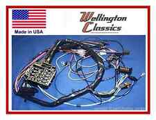 1968 1969 CHEVELLE & EL CAMINO DASH WIRING HARNESS