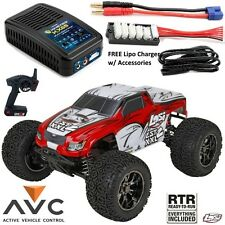 Losi LST XXL-2 RTR 1/8 4WD Gas Monster Truck DX2E LOS04002 w/ FREE Lipo Charger