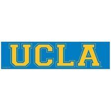 UCLA Bruins Blue Bumper Sticker