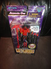 Assassin One (WETWORKS) Carded Action Figure - Mcfarlane Toys