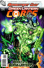 GREEN LANTERN CORPS (2006) #49 (DC COMICS) BRIGHTEST DAY