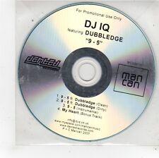 (FU255) DJ IQ ft Dubbledge, 9 - 5 - 2007 DJ CD