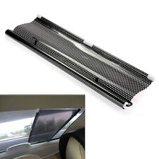 Universal 70x40cm Car Window Retractable Front Rear Sun Shade Shield Visor Cover