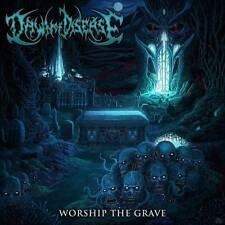 Dawn of Disease - Worship the Grave CD