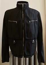Maison Martin Margiela 10 Cargo Pockets Flight Jacket Bomber 54 Made Italy Strap