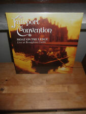 "FAIRPORT CONVENTION ""Moat On The Ledge"" LP LET THEM EAT VINYL EU 2014 - SEALED"