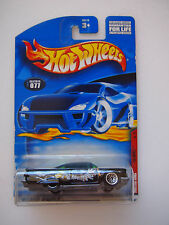 HOT WHEELS 2000  ISSUE 59 IMPALA #077 MONSTER SERIES