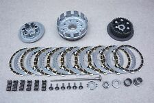 2008 08 KTM 450XCF 450 XCF Stock Engine Clutch Assembly Baskets Plates Springs
