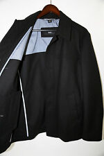 Hugo Boss Black Label 'Charliy' Wool & Cashmere Coat  Size 38 R