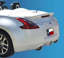 Fits: Nissan 370Z Roadster 2010+ Custom Rear Spoiler  Primer Finish  Made in USA