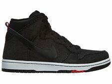 Nike Dunk CMFT Denim Pack Mens 705434-001 Black High Athletic Shoes Size 8.5