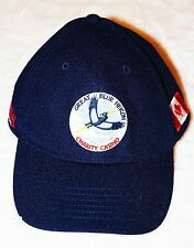 Great Blue Heron Charity Casino Cap Hat Adjustable Men Women Port Perry bally
