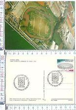 1992 CAMPO SPORTIVO COMUNALE DI CIRIÉ cartolina affrancata non viaggiata Torino
