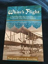 FRED AND ELIZABETH BRENCHLEY, WHITE'S FLIGHT. 1740311000
