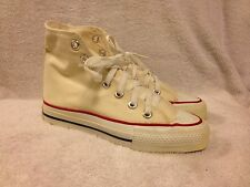 Converse Chuck Taylor made in USA sneakers size on bottom is 2.5 new without box