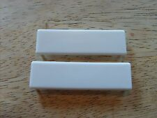 PRESSED STEEL - TONKA TOYS SMALL RUNABOUT WHITE BOAT SEAT SET
