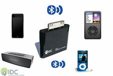Bluetooth Transmisor Dongle 4 Ipod Nano Clásico Tactil Video Mini Shuffle